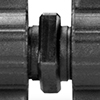 Picture of 1/2-in Poly Coupling
