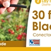 Picture of 30-Ft Black 1/4-in Vinyl Tubing