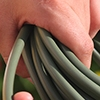 Picture of 100-Ft Box of 1/4-in Green Vinyl Tubing