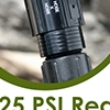 Picture of 25 PSI Pressure Regulator for Dripper Systems