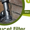 Picture of 150 Mesh Faucet Filter for Micro Sprays & Drippers
