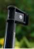 Picture of Black 13-in Stake with 1/4-in Vinyl Clip for Micro Sprays