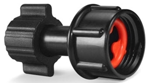 Picture of 1/2-in Poly Faucet Hose Fitting (Qty 1)
