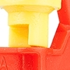 Picture of 3-in-1 Swap Top® Mister (Red/Yellow)