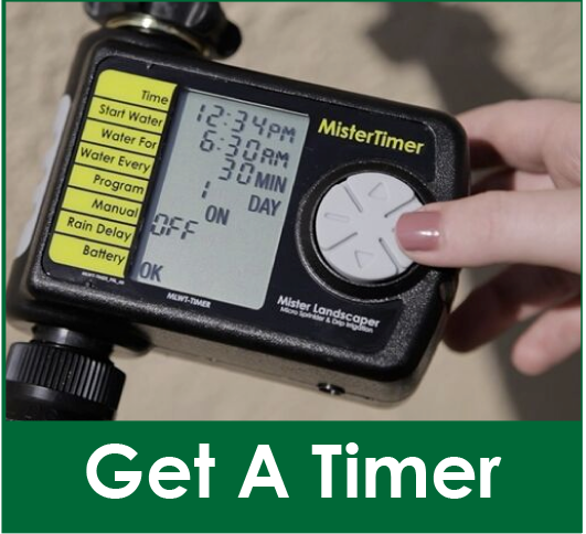 mister landscaper drip irrigation and micro sprayMister Landscaper Water Timer Manual #7
