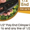 Picture of 1/2-in Poly End Crimper (Qty 3)
