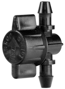Picture of 1/4-in Vinyl On/Off Valve (Qty 3)