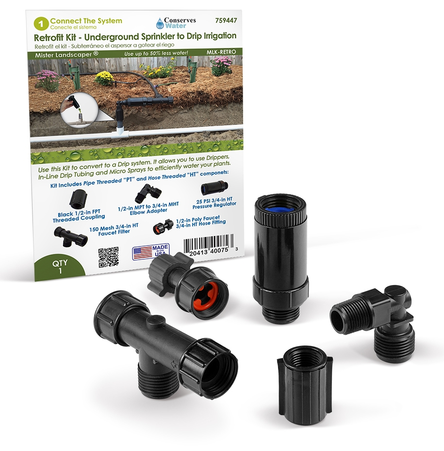 mister landscaper drip irrigation and micro spray login product