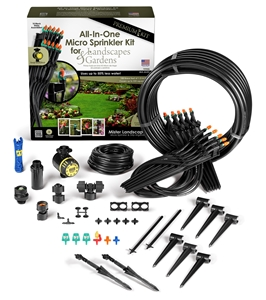 mister landscaper drip irrigation and micro spray login productpicture of premium all in one micro sprinkler kit